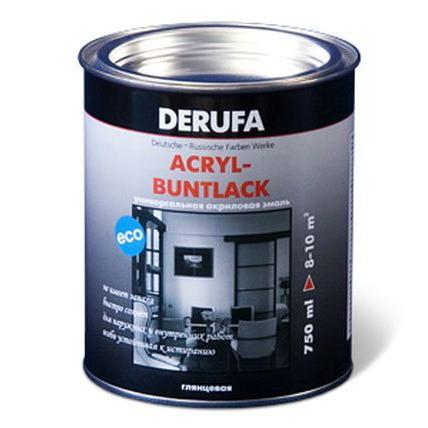 Acryl buntlack